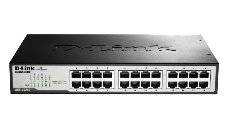 Compare prices for D-Link DGS 1024D 24 Port Green Ethernet Copper Gigabit Switch