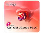 Synology LICENSE PACK 8 Cameras Licence Pack x 8
