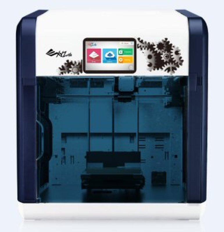 Image of XYZ Printing da Vinci 1.1 Plus 3D Printer