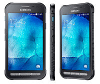Samsung Xcover 3 8GB LTE Rugged Phone - Dark Silver
