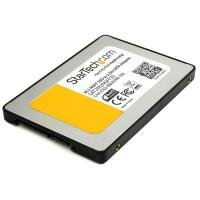 Startech.com M.2 Ssd To (2.5 Inch) Sata Iii Adapter - Ngff Solid State Drive Converter With Protective Housing