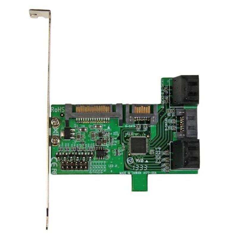 StarTech Port Multiplier Controller Card  5port SATA To Single SATA III
