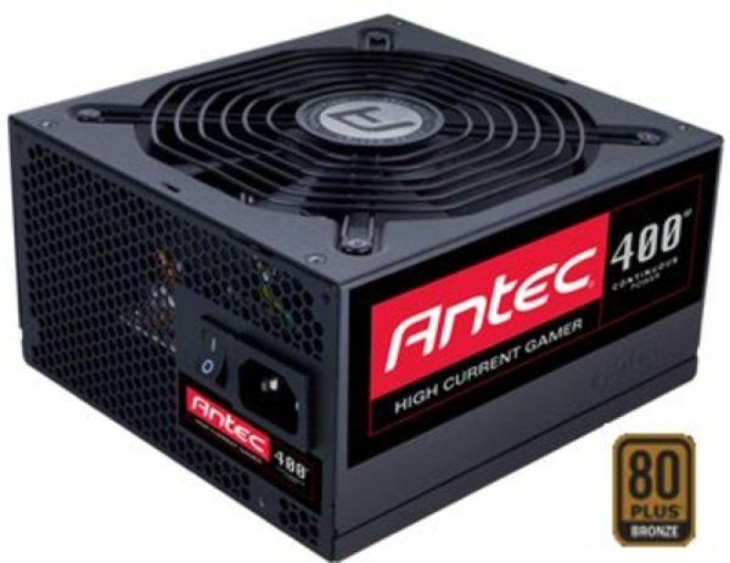 Antec 400W High Current Gamer PSU