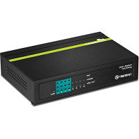 Trendnet TPE TG44G - 8-port Greennet Gigabit Poe - Switch (4 Poe 4 Non-poe)