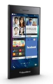 Blackberry Leap 16GB Smartphone - Shadow Grey