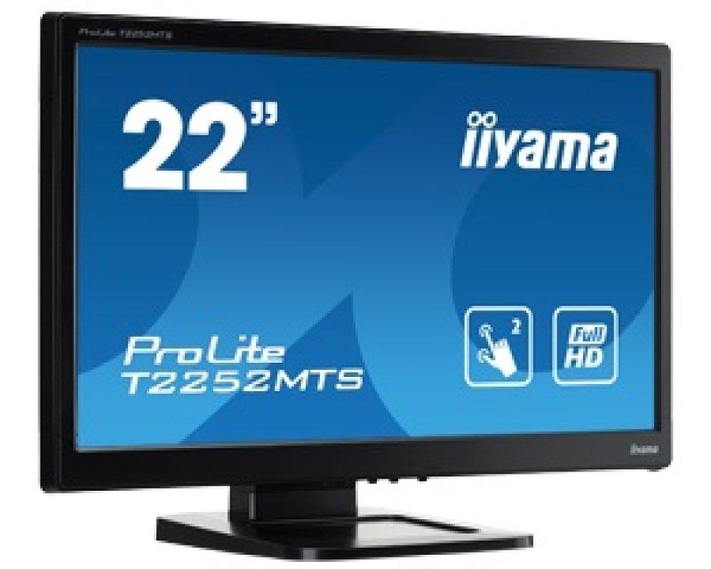 Iiyama ProLite T2252MTSB3 22&quot Touchscreen Monitor