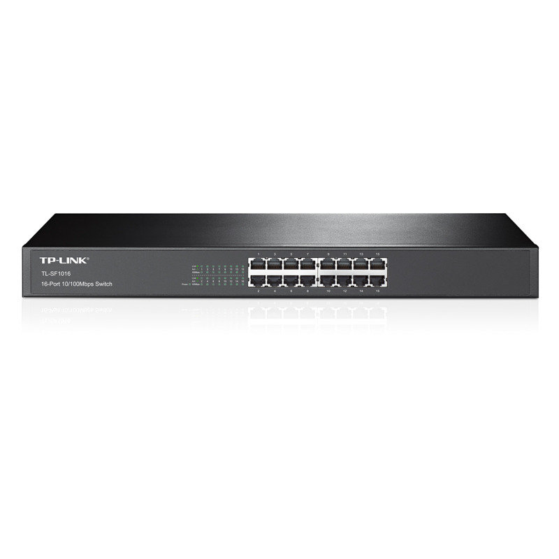 TP-Link TL-SF1016 - Switch 16 x 10/100 Desktop