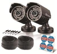 Swann Pro-735 Multi-purpose Security Camera (2 Pack)