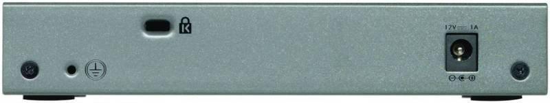 Netgear ProSafe GS108T v2 - 8-port Gigabit Smart Switch