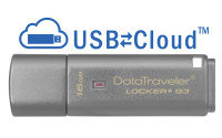 Kingston Technology DataTraveler Locker+ G3 Hardware Encrypted 16GB USB 3.0 Secure Flash Drive