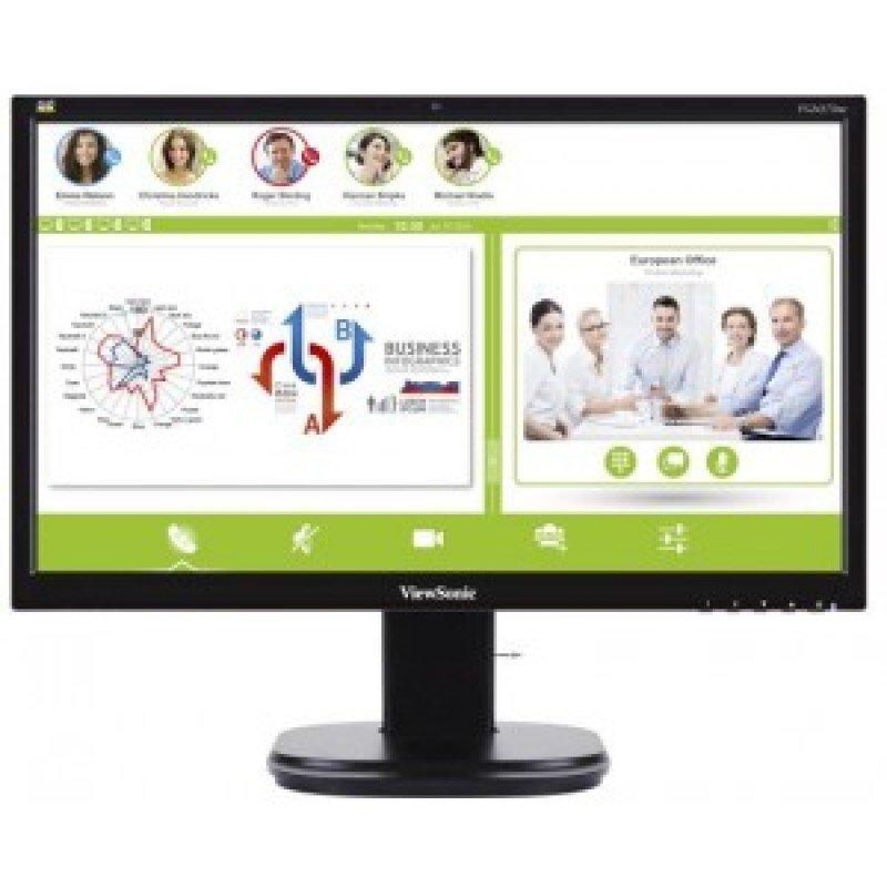 """ViewSonic VG2437SMC 24"""" FHD SuperClear Monitor"""