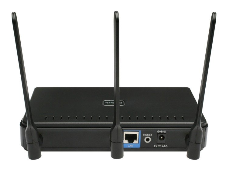 D-link DAP-2553 - Wireless N Dual Band Gigabit Access Point W/ Poe