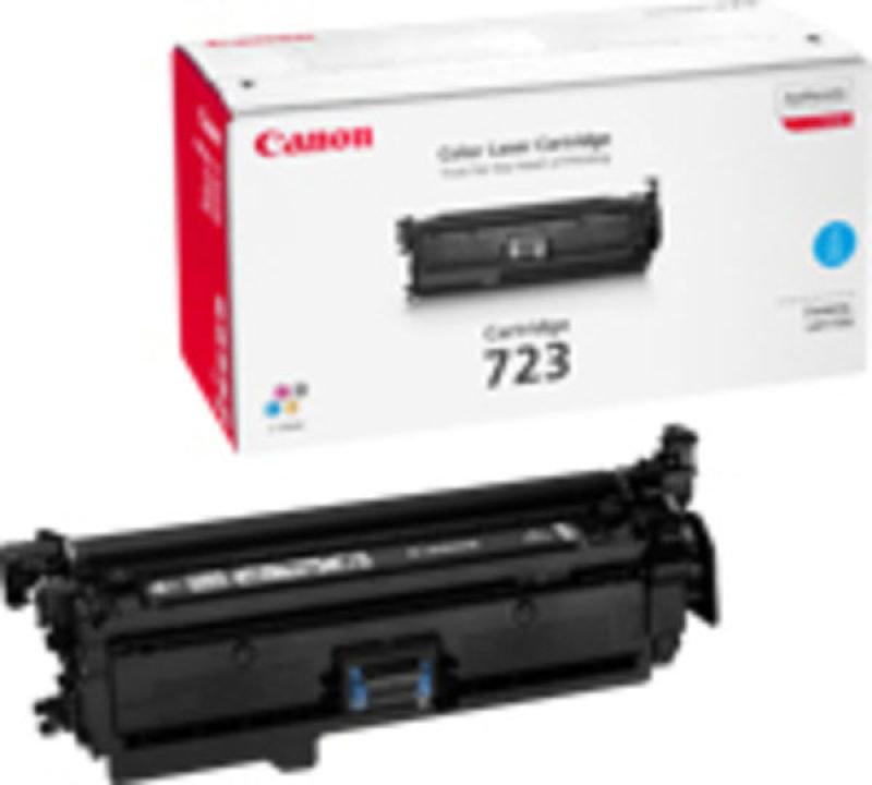 Canon TONER CARTRIDGE CYAN 723 - FOR LBP7750CDN