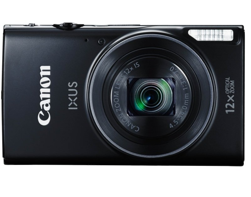 Canon IXUS 275 HS 35mm  12xzoom 20.2mp 3.0in Black In