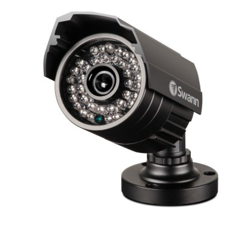 Swann DVR8-3425 8 Channel 960H Digital Video Recorder, 4 x PRO-735 Cameras, Alarm Sensors & Siren