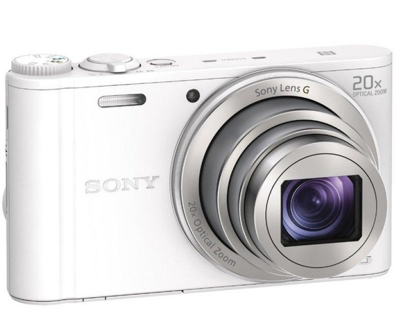 Sony Cybershot WX-350 Digital Camera