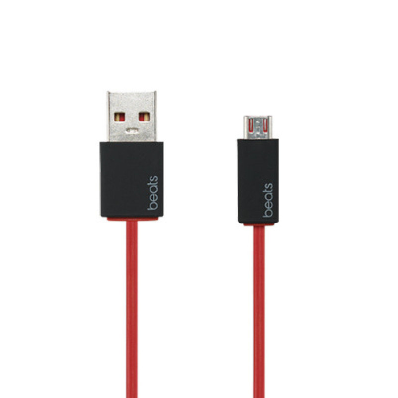 Image of Apple Beats USB Cable - Red