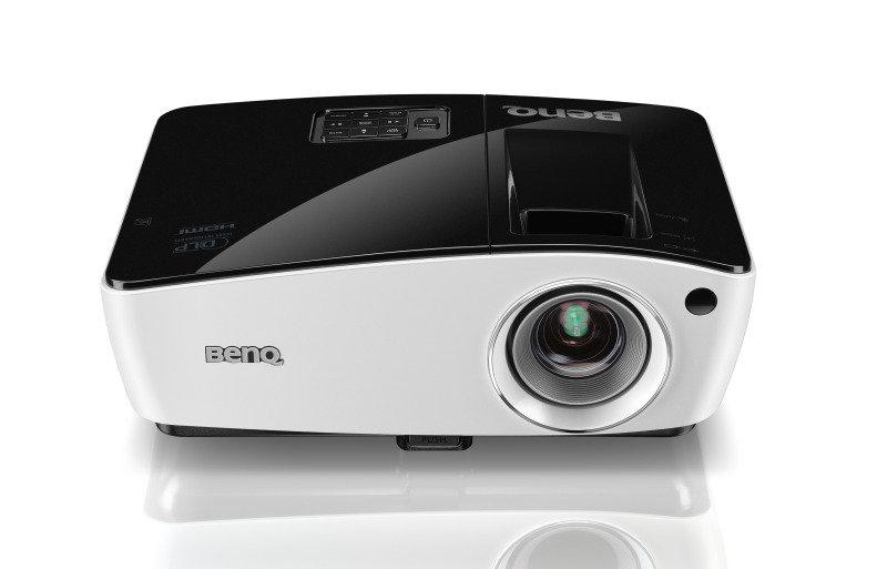 Image of BenQ Mw724 Dlp, Wxga Projector - 3700 lms