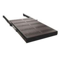 SmartRack Heavy-Duty Sliding Shelf (200 lb/91 kg capacity; 26 in/660 mm depth.)