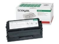 Lexmark E320/322 Return programme Print Cartridge High Capacity Black