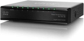 Cisco SLM2008T-UK - Small Business 200 Series 8-port Gigabit Smart Switch