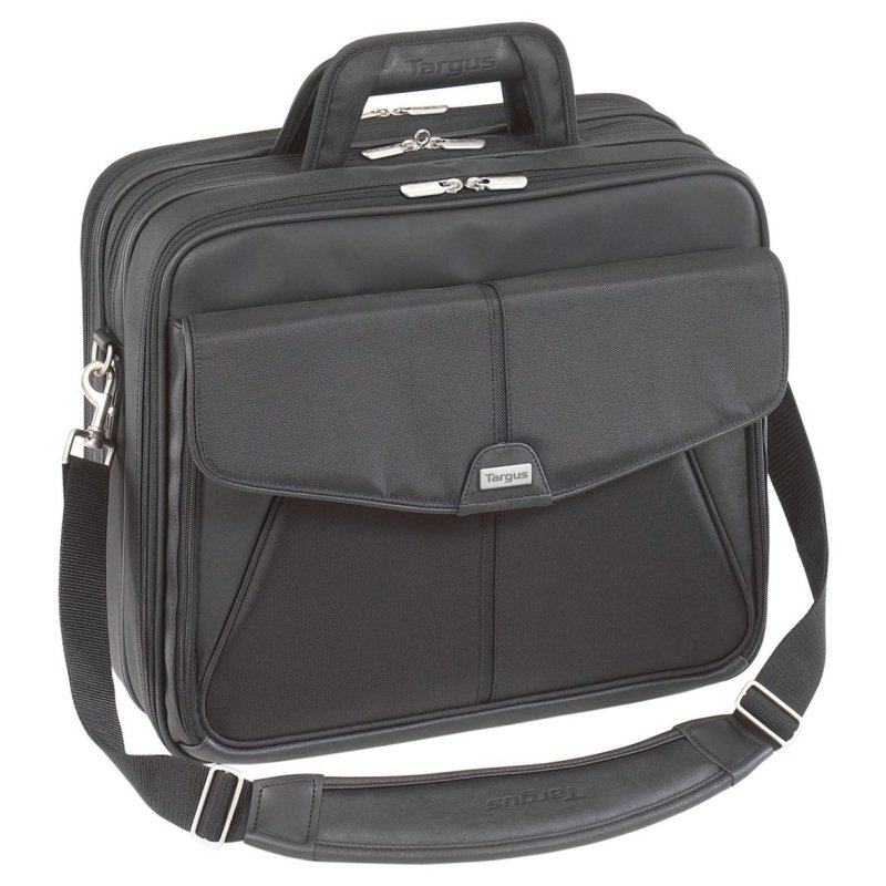 "Image of Targus Carry Case / Trademark Universal Nylon for up to 15.6"" Laptops"