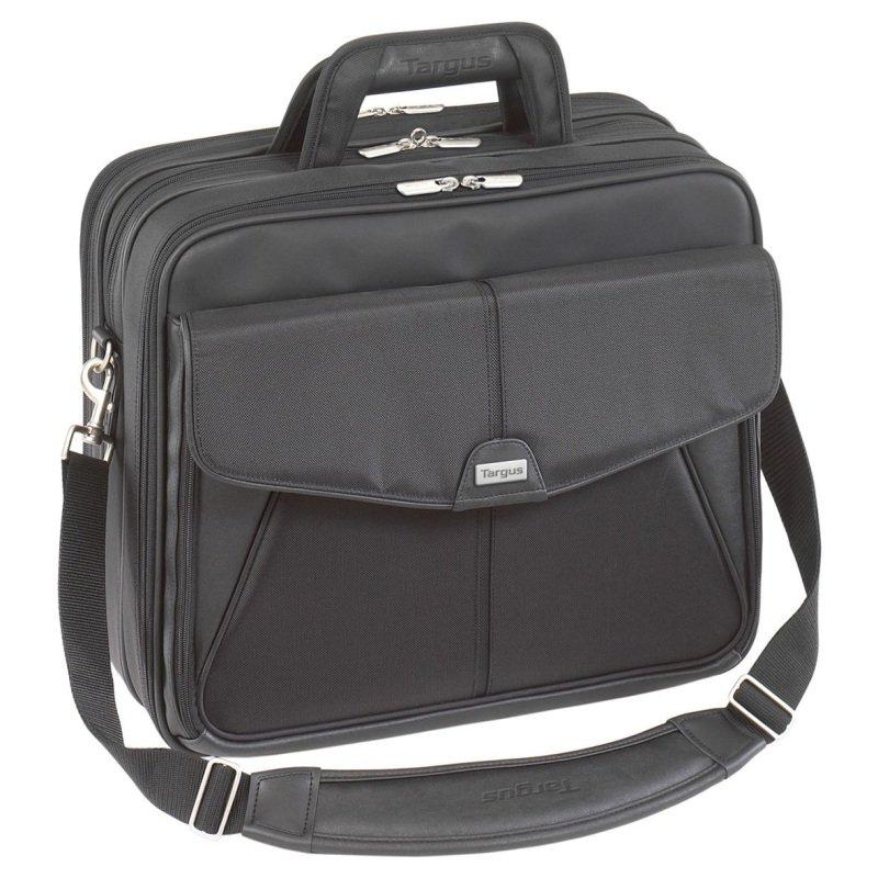 "Image of Targus Carry Case / Trademark Universal Nylon for up to 15.6"" Laptops"