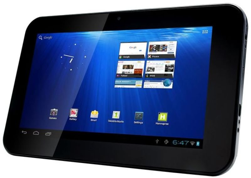 Hannspree Hannspad Tablet PC