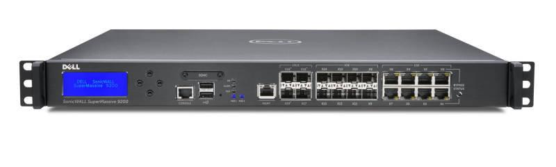 Sonicwall 01-ssc-3810 - Supermassive 9200