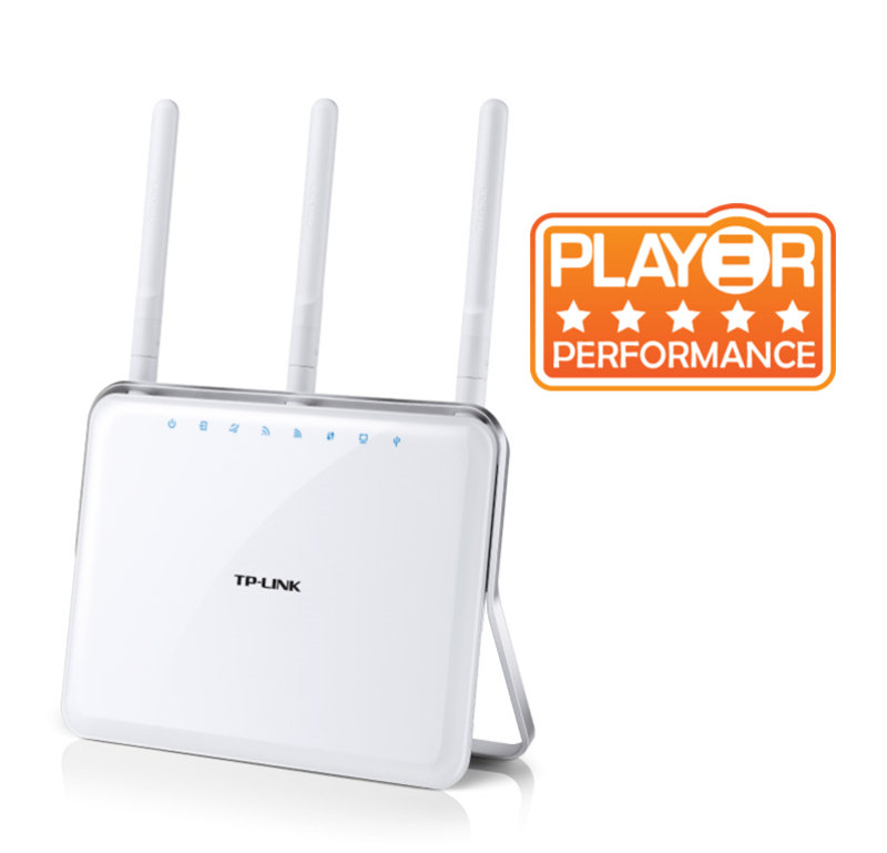 Image of TP-Link Archer D9 - AC1900 Wireless Dual Band Gigabit ADSL2+ Modem Router