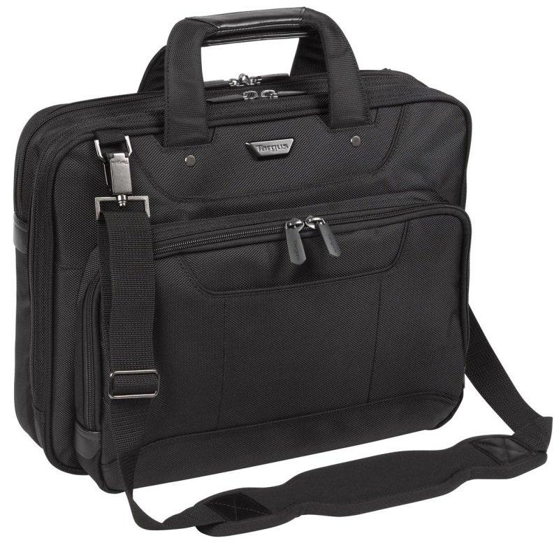 """Image of Targus Ultralite Traveller - Black, for up to 14"""" Laptops"""