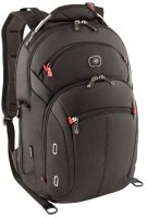 "Wenger Gigabyte 15.4"" Backpack Black"