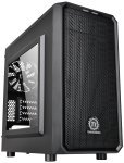 Thermaltake Versa H15 M-atx Gaming Case With Side Window Usb3 Black Interior