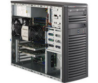 Supermicro SuperServer 5038A-iL Mid Tower