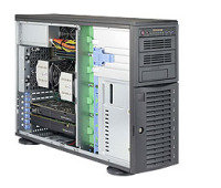 Supermicro SuperServer 7048A-T 4U Rackmountable / Tower