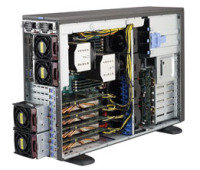 Supermicro SuperServer 7048GR-TR 4U Rackmountable / Tower