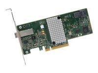 Lenovo N2225 SAS/ SATA HBA storage controller SATA 6Gb/ s / SAS 12Gb/ s - PCIe 3.0 x8
