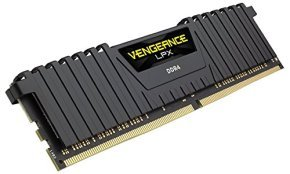 Corsair Vengeance LPX Black 4GB (1x4GB) Ddr4 2400mhz 1.2v Standard Dimm