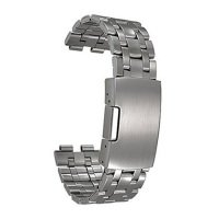 Pebble Steel Watch band - Silver