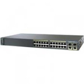 Cisco Catalyst 2960X-24PS-L Managed Switch