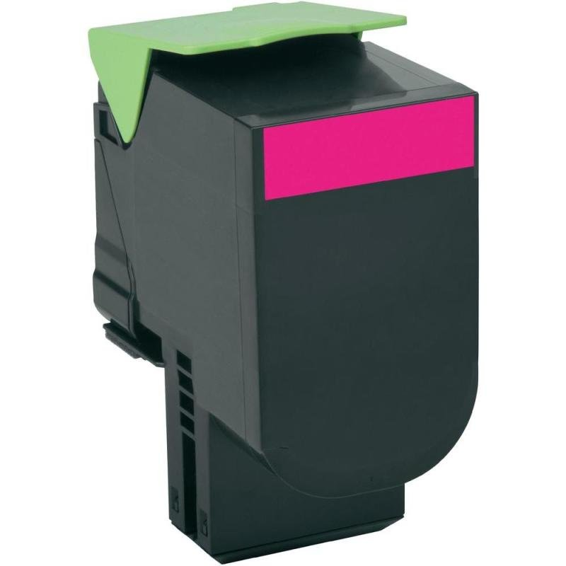 Lexmark 702XM X High Yield Magenta Toner Cartridge