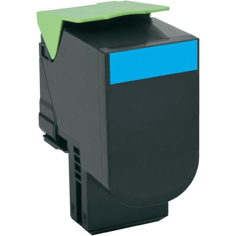 Lexmark 702xc X High Yield Cyan Toner Cartridge
