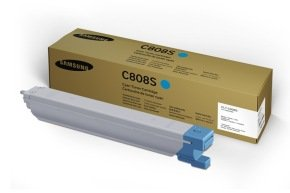 Samsung C808S Cyan Toner Cartridge