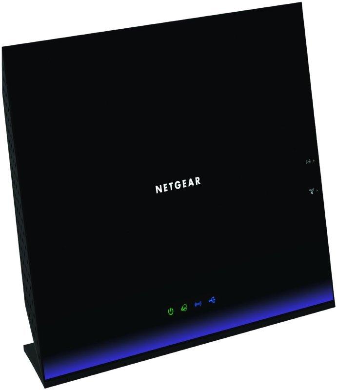 NETGEAR D6400 - AC1600 WiFi VDSL/ADSL Modem Router Dual Band Gigabit