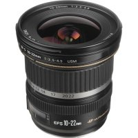 Canon EF-S Lens 10-22mm