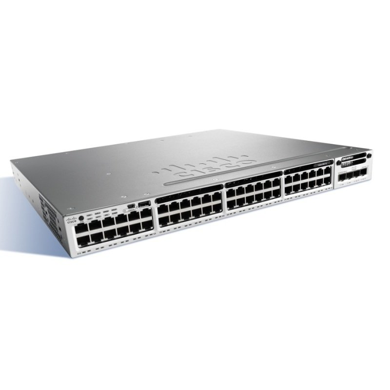 Cisco WS-C3850-48F-L - Catalyst 3850 48 Prt Full PoE