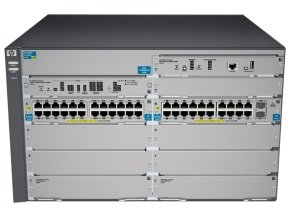 HPE J9640A - E8206 zl Switch L4 Managed