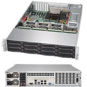 Supermicro SuperStorage Server 6028R-E1CR12H 2U Rackmount