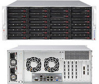 Supermicro SuperStorage Server 6048R-E1CR24N 4U Rackmount