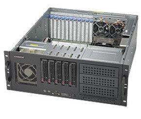 Supermicro SuperServer 6048R-TXR 4U Rackmountable / Tower